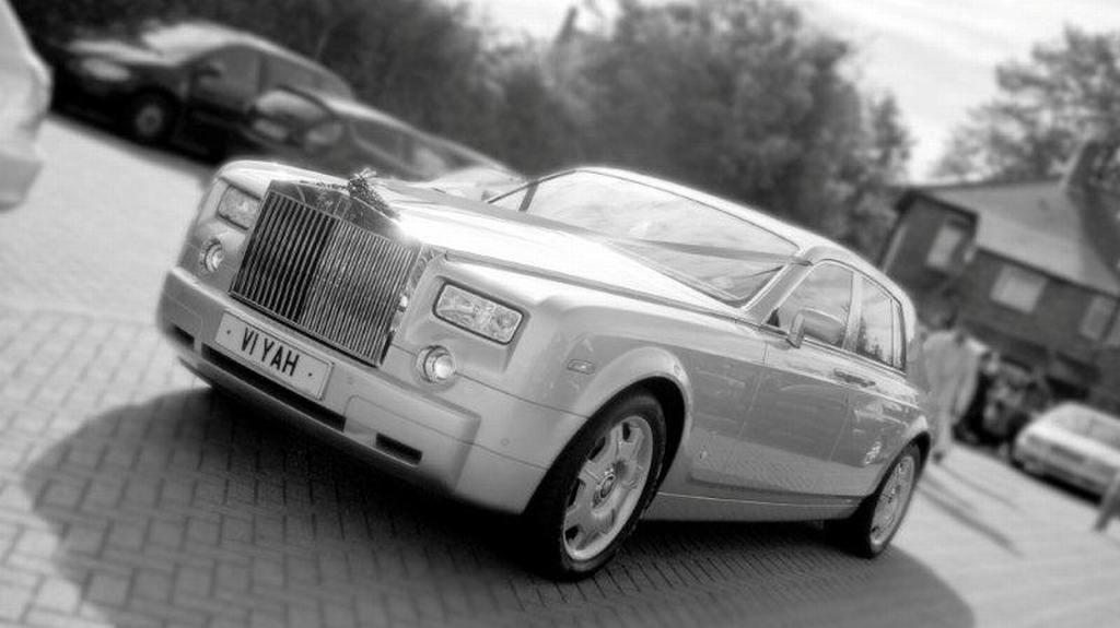 Rolls Royce Phantom Wedding Car Rolls Royce Wedding Car